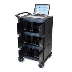 Ergotron Tablet Management Cart 48 - voor iPad - totaal